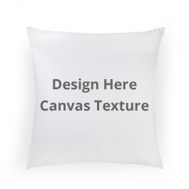 Square Canvas Throw Pillow With Insert