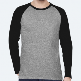 BaeLolly Men's Raglan T-shirt