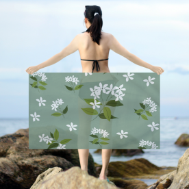 Spring Feels Intricate Dobby Emma Sarong