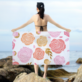 Beauty of the roses Soft Muslin Isabella Sarong
