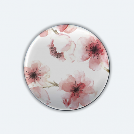 Pretty please! BaeLolly Round Button Badge Pack Of 4
