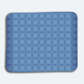 Trippy Boho BaeLolly Mouse Pad