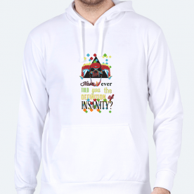 Definition Of Insanity BaeLolly Men's Hoodie