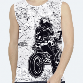 CafeRacer79 BaeLolly Unisex All Over Printed Vest