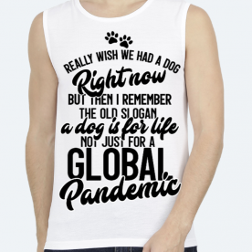 Global Pandemic BaeLolly Unisex All Over Printed Vest