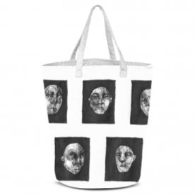 cleaners Laila All Over Print Laundry Bag