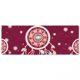 Starry dream catcher Naomi Large Canvas Bed Runner