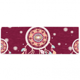 Starry dream catcher Piper Large Satin Bed Runner