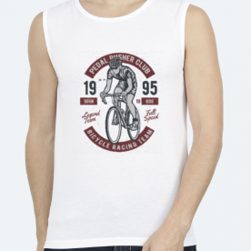 Bicycle Racing Team BaeLolly Unisex All Over Printed Vest