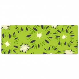 kiwi centers-01 Naomi Large Canvas Bed Runner
