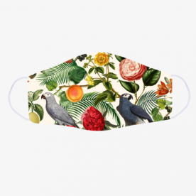 Parrot Woodland Soul Collection BaeLolly Emma Face Mask