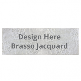 Lillian Brasso Jacquard Table Runner