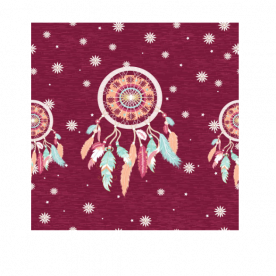 Starry dream catcher BaeLolly Mouse Pad