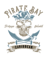 Pirate Bay3 BaeLolly Men's Athlectic Vest